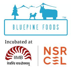 BluePine Foods | NSRCEL Logo